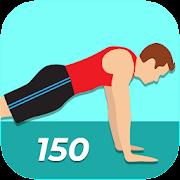 150 Pushups Workout Challenge