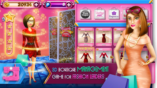 My Boutique Fashion Shop Game: Shopping Fever 10.0.4 screenshots 2