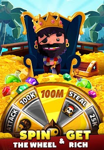 Pirate Kings MOD APK 8.2.2 (Unlimited money) 5