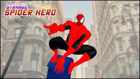 Strange Spider Hero: Miami Rope hero mafia Gangs 1