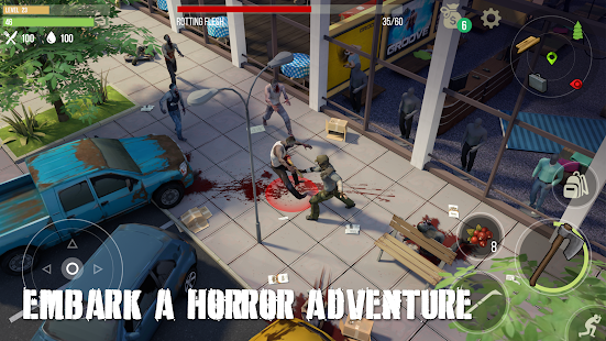 Prey Day: Survive the Zombie Apocalypse mod apk