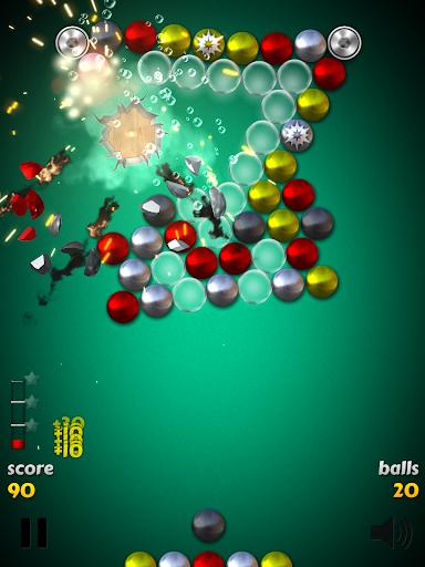 Magnet Balls Free: Match-Three Physics Puzzle screenshots 12