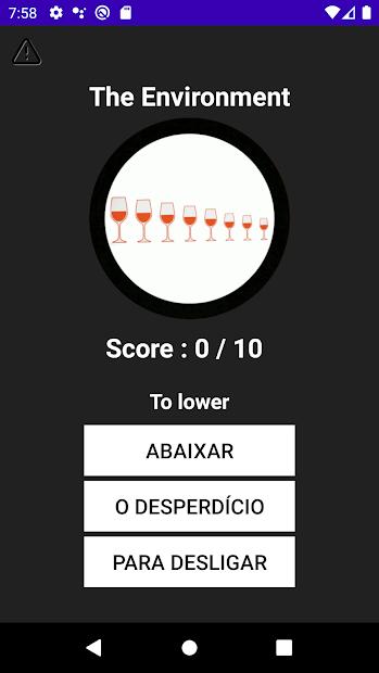 Portuguese Vocabulary screenshot 5
