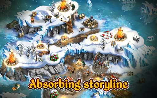 Viking Saga 2: New World  screenshots 7