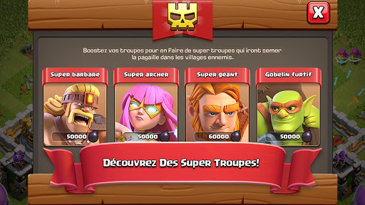 Télécharger Clash of Clans APK MOD  (Astuce) screenshots 1