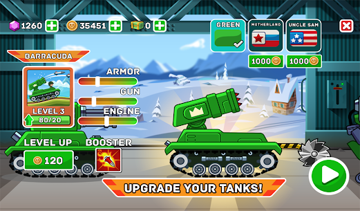 Hills of Steel MOD APK (Unlimited Coins) 8