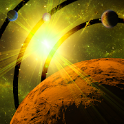 Space & Gravity Simulator 3D: Galaxy Orbits Free