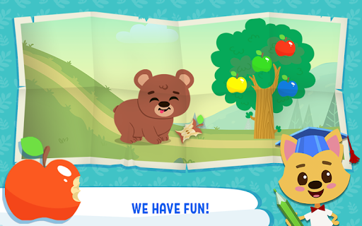 Kids Academy - learning games for toddlers 3.0.8 screenshots 3