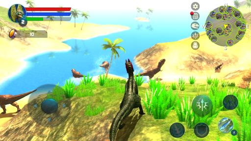 Dilophosaurus Simulator 1.0.4 screenshots 2