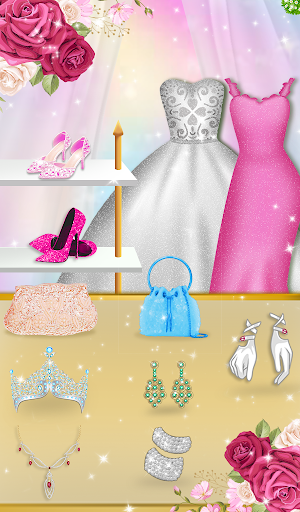super stylist dress up: New Makeup games for girls Apkfinish screenshots 12