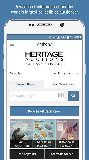 Heritage Auctions android2mod screenshots 4