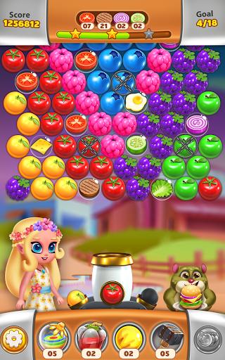 Bubble Shooter Princess Pop - Balloon & Ball Blast 5.3 screenshots 16