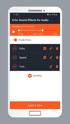 Echo Sound Effects for Audio  Screenshots 6