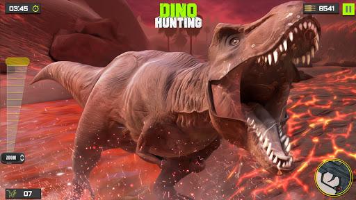 Dino Hunter Sniper Shooter: FPS Gun Shooting Game apkdebit screenshots 3