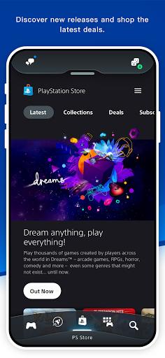 PlayStation App screenshots 4