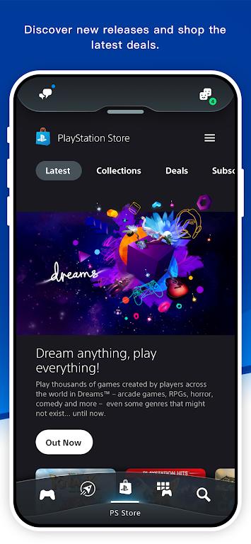 PlayStation App  poster 3