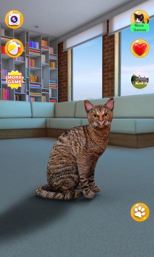 Talking Somali Cat 1.0.6 screenshots 1