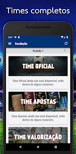 Club dos Mitos Cartola App Download For Pc (Windows/mac Os) 4
