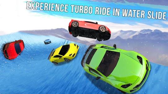 Frozen Water Slide Car Race Aqua Park adventure Apk , Frozen Water Slide Car Race Full Download 3