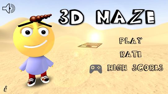 Labirent 3D Apk İndir 5