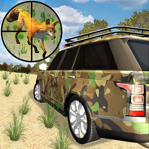 European Hunting 4x4 Icon