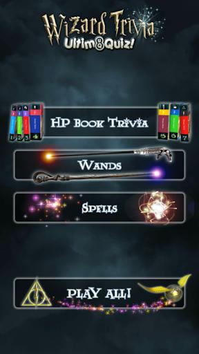 Harry Potter Wizard Quiz: U8Q 2.0.1 screenshots 1