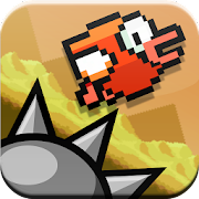 Flapping Cage: Avoid Spikes MOD APK 1.3 (All Characters Unlocked)