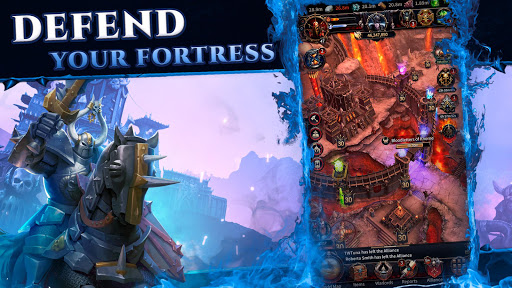 Warhammer: Chaos & Conquest - Real Time Strategy 1.20.90 screenshots 5