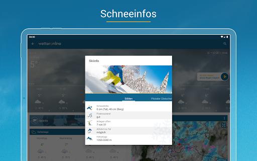 RegenRadar - Vorhersagen & live Wetterradar  screenshots 13