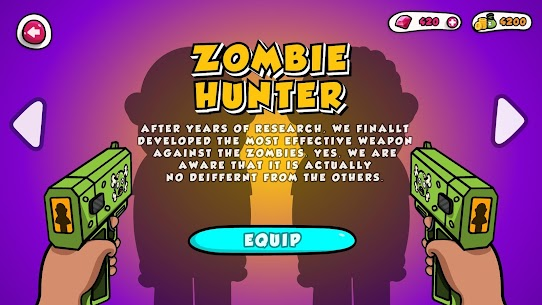 Guns & Zombies : Tap and Shoot Game Hack & Cheats 5