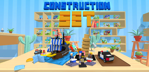 Construction Set - Satisfying Constructor Game