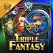 Triple Fantasy Premium : カードバトルゲーム・戦略パズルRPG