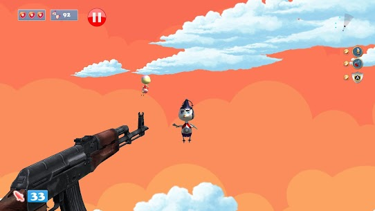Duck Shot 360 Hack for iOS and Android 4