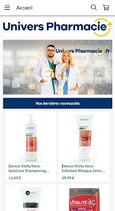 Universpharmacie.fr  Apps on For Pc (Download For Windows 7/8/10 & Mac Os) Free! 1