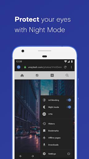 Opera browser beta  Screenshots 7