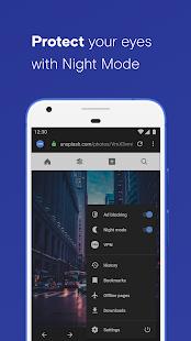Opera browser beta 65.0.3358.60549 Screenshots 7