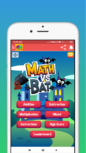 Maths Games - Math Challenge  screenshots 3