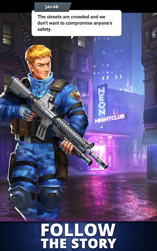 Puzzle Combat: Match-3 RPG Apkfinish screenshots 12