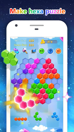 Block Gems: Classic Free Block Puzzle Games android2mod screenshots 6