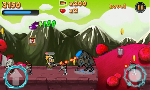 Zombie Shoot Run Hack Cheats (iOS & Android) 3