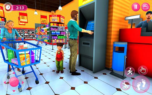 Virtual Family - Happy Life Dad Mom Simulator 2021 apktram screenshots 7
