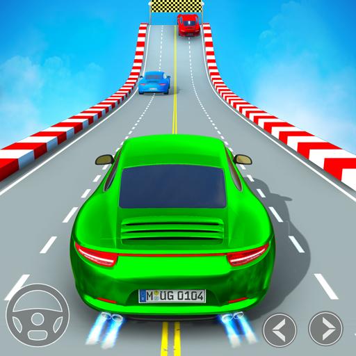 GT Car Stunt Games - Car Games