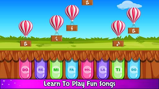 kids learn piano - musical toy screenshot 2