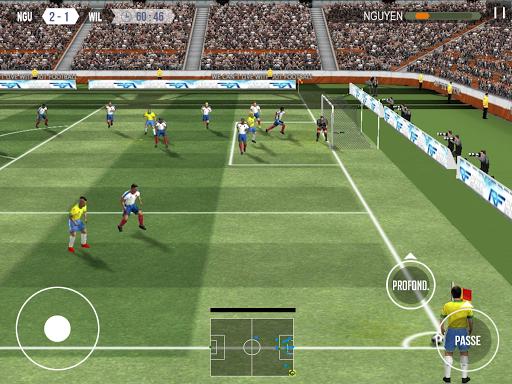 Code Triche Real Football (Astuce) APK MOD screenshots 4