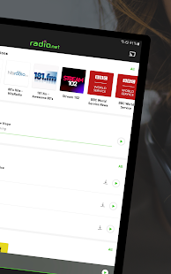 radio.net - radio and podcast app Screenshot