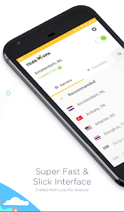 VPN by tigerVPN - For Android Screenshot