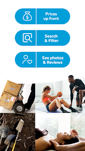 Thumbtack  Hire Pros – Cleaners, Handymen, Movers Apk Download 4
