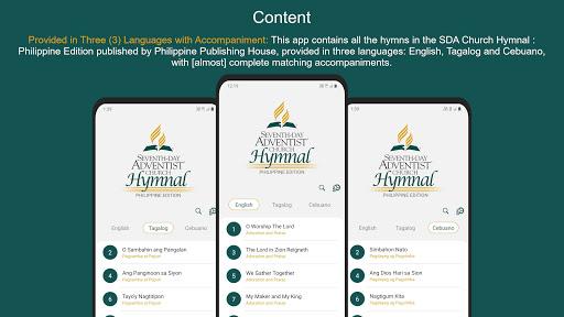 SDA Church Hymnal : PH Edition  screenshots 1