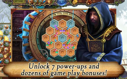 Runefall - Medieval Match 3 Adventure Quest screenshots 7