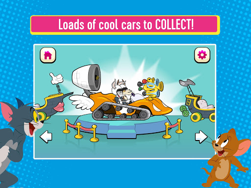 Boomerang Make and Race 2 - Cartoon Racing Game  screenshots 11